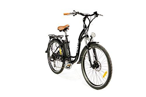 Bicicletta Elettrica Nera
